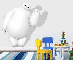 Fathead White Baymax Disney Big Hero 6 Real Big Wall Decals For Sale Online Ebay