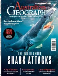 australian geographic magazine march