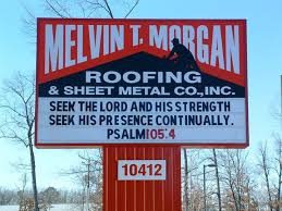 Melvin T. Morgan Roofing & Sheet Metal Co., INC. - Home | Facebook