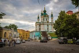 File:St Andrews Church, Kiev 2.jpg - Wikimedia Commons