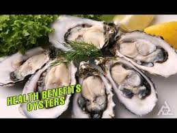oyster facts and health benefits