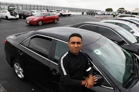 No Fair Say Uber Drivers Slapped With Sfo Tickets Sfchronicle Com