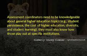 top quotes about assessment of learning famous quotes