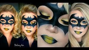 batman mask makeup tutorial