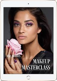 makeup mastercl ipad rae morris