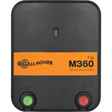 Gallagher M360 95 Acre Electric Fence Charger Do It Best World S Largest Hardware Store