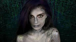 dark siren makeup tutorial madalyn