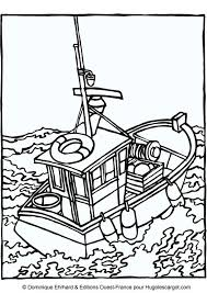 Kleurplaten Kleurplaat Boot