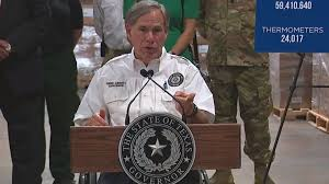 Gov. Greg Abbott stresses local school officials 'know best' whether  schools should reopen   WOAI
