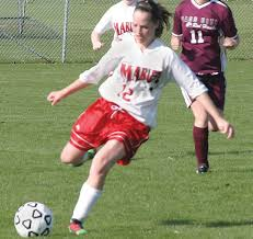 Lady Red Raiders take league crossover contest | Brown City Banner