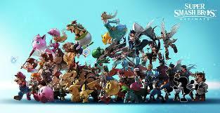 hd wallpaper video game super smash