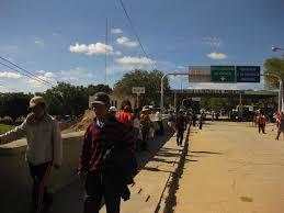 border crossing, Argentina to Bolivia | walking over the bri…