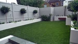 90 Modern Garden Ideas For Small Garden Decorating And Makeover Worldecor Co Modern Garden Design Garden Fence Paint Modern Garden