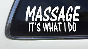 Thatlilcabin Massage It S What I Do As Buy Online In Tanzania At Desertcart