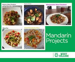 West College - Tenth Grade Mandarin Projects. The students... | Facebook