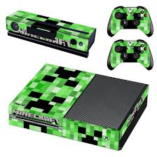 Minecraft Xbox One Skin Decal For Console And 2 Controllers Xbox One Skin Minecraft Toys Minecraft Bedroom