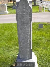 Ada Lenora Green Olson (1891-1914) - Find A Grave Memorial