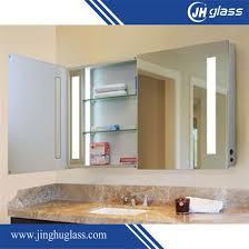 5mm led illuminated mirror cabinet