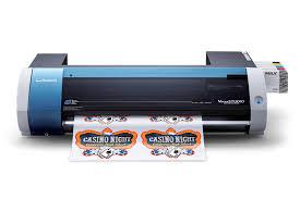 Die Cut Sticker Printing Machines Roland Dga