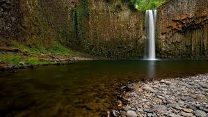 stones river waterfall nature
