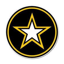 Us Army Star Circle Vinyl Sticker Waterproof Decal Sticker 5 Walmart Com Walmart Com