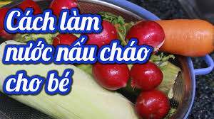 3 Cách nấu nước Dashi dinh dưỡng giúp bé ngon miệng, # chao tang ...
