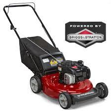best us gas self propelled lawn mowers