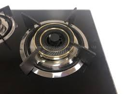 burners tempered glass top air inlet