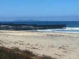 The Border Fence Picture Of Border Field State Park San Diego Tripadvisor