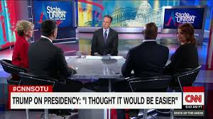 Trump thought presidency would be easier - CNN Video