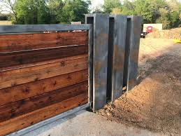 How To Decide Single Vs Double Swing Gates Or Slide Gates Aberdeen Gate