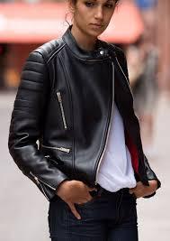 celine leather jacket ファッション ファッショ