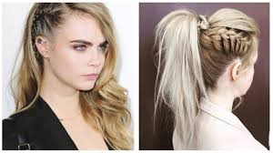 تسريحات بسيطة للشعر الطويل افضل تسريحة شعر رائعه صباح الورد