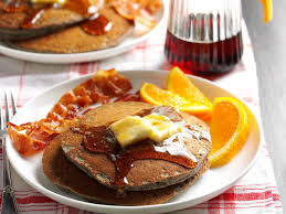 ermilk buckwheat pancakes recipe
