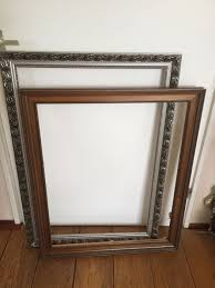 painting frames 2 baroque wood