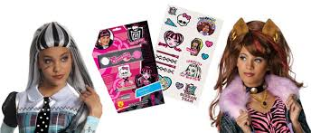monster high party ideas birthday