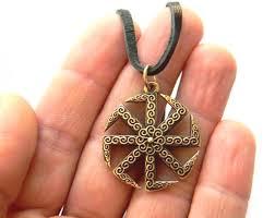 Slowianski Symbol Kolovrat I Jego Znaczenie