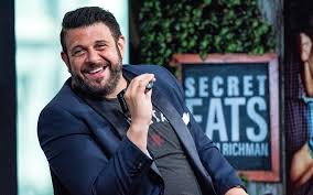 Adam Richman dishes on his new show   Travel + Leisure