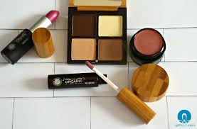 makeup from the organic skin co review