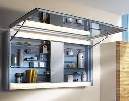 radio replacing a medicine cabinet