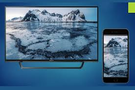 how to mirror iphone to sony tv