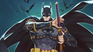 8 batman ninja hd wallpapers