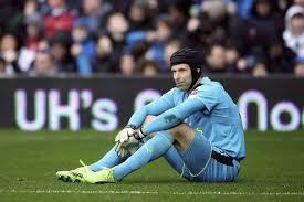 หมดกัน!! Petr Cech อยู่อาเซนอล 3 ปี แต่เสียประตูมากกว่าอยู่เชลซี 11 ปี -  Pantip