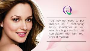 pure and natural makeup simple and