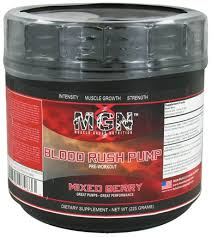 muscle gauge nutrition blood rush