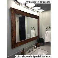 large bathroom mirror com