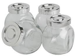 glass jars ikea spice jars glass
