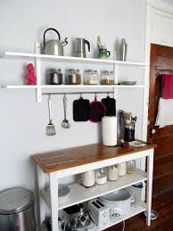 new kitchen wall shelf with images