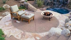 5 round patio ideas sunset