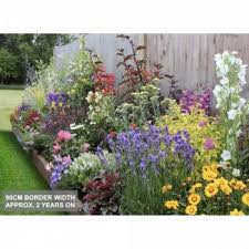 professionally designed garden borders